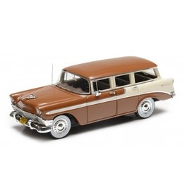 Chevrolet Chevrolet Bel Air Beauville 4-Door Station Wagon 1956 - 1:43 - Esval Models