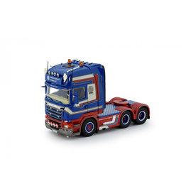 Scania Scania R Serie Topline Tractor 6x2 'Mollestad' - 1:50 - Tekno