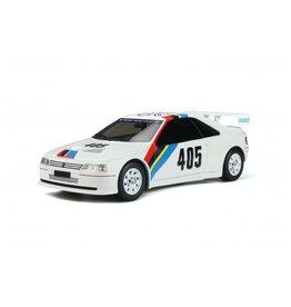 Peugeot Peugeot 405 T16 Gr.S 1988 - 1:18 - Otto Mobile Models