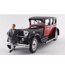 Bugatti Bugatti Type 41 Royale 1927 + Figure Mr. Bugatti - 1:43 - Rio
