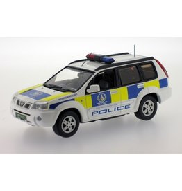 Nissan Nissan X-Trail Royal Barbados Police Force 2008 - 1:43 - J-Collection
