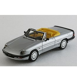 Alfa Romeo Alfa Romeo Spider Quadrifoglio Verde Open 1986 Serie 3 - 1:43 - Silas Models