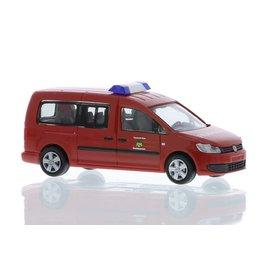 Volkswagen Volkswagen Caddy Maxi Feuerwehr Gera (Germany) 2011 -1:87 - Rietze Automodelle