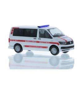 Volkswagen Volkswagen T6 Ambulance Westtirol (Austria) Short Wheelbase -1:87 - Rietze Automodelle
