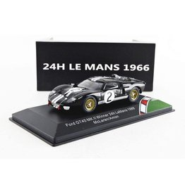 Ford Ford GT40 MK II Winner 24h Le Mans 1966 - 1:43 - CMR Classic Model Replicars