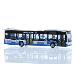 Mercedes-Benz Mercedes-Benz Citaro Airportshuttle Anger Bus Potsdam (Germany)  2012 Collectors Edition #112 - 1:87 - Rietze Automodelle