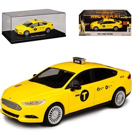 Ford Ford Fusion NYC Taxi 2013 - 1:43 - Greenlight