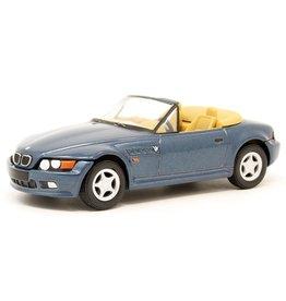 BMW BMW Z3 Spider 1999 007 James Bond 'Goldeneye' - 1:36  - Corgi