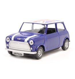 Mini Mini Cooper 1961 'English Flag' - 1:36  - Corgi