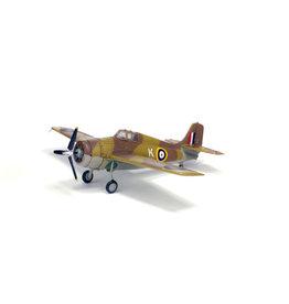 Grumman F4F Wildcat 'North Africa' 1942 - 1:72 - Solido