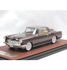 Lincoln Lincoln Continental Mark II Cabriolet Hard Top 1956 - 1:43 - GLM (Great Lighting Models)