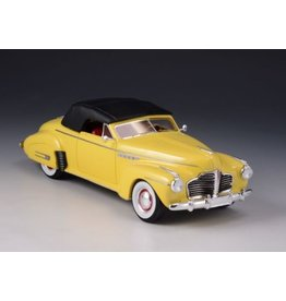 Buick Buick Roadmaster Convertible Closed Roof 1941 - 1:43 - GLM Models