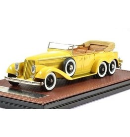 Hispano-Suiza Hispano Suiza Victoria H6A Town Car Open 1923 - 1:43 - GLM (Great Lighting Models)