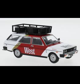 Fiat Fiat 131 Panorama West Assistance 1979 - 1:43 - IXO Models