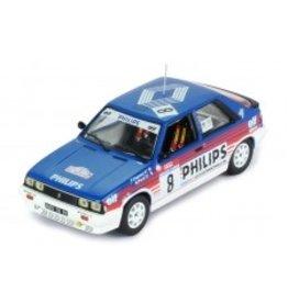 Renault Renault 11 Turbo #8 Philips Rally WM Tour de Corse 1987 - 1:43 - IXO Models