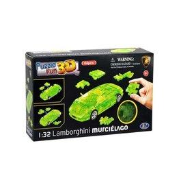 Lamborghini 3D Fun Puzzle Lamborghini Murciélago - 1:32 - Happy Well