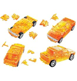 Hummer 3D Puzzle Hummer H2 - 1:32 - Happy Well