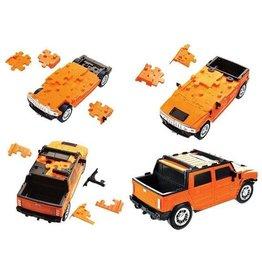 Hummer 3D Puzzel Hummer H2 - 1:32 - Happy Well