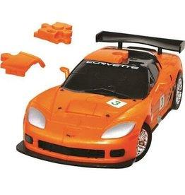 Chevrolet 3D Puzzel Corvette C6R - 1:32 - Happy Well