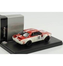 Nissan Nissan Skyline 2000 GT-R Racing (KPGC10) #15 - 1:43 - Kyosho