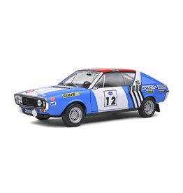 Renault Renault 17 MK1 Rallye Press On Regardless 1974 - 1:18 - Solido