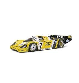 Porsche Porsche 956LH #7 Winner 24H Le Mans 1984 - 1:18 - Solido