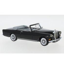 Rolls-Royce Rolls Royce Silver Cloud III Mulliner Park Ward DHC RHD 1963 - 1:43 - Neo Scale Models