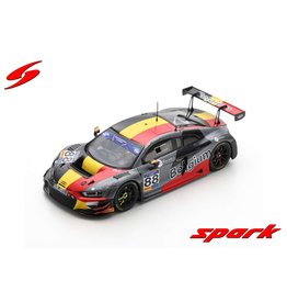 Audi Audi R8 LMS GT #88 FIA Motorsport Games Team Belgium Cup Vallelunga (Italy) 2019 - 1:43 - Spark