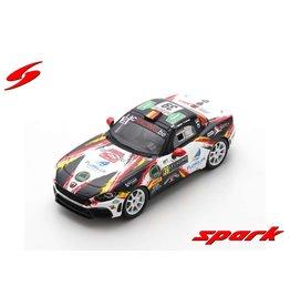 Alpine Abarth 124 RGT #39 Lacracing.Be  Rally Monte Carlo 2020 - 1:43 - Spark