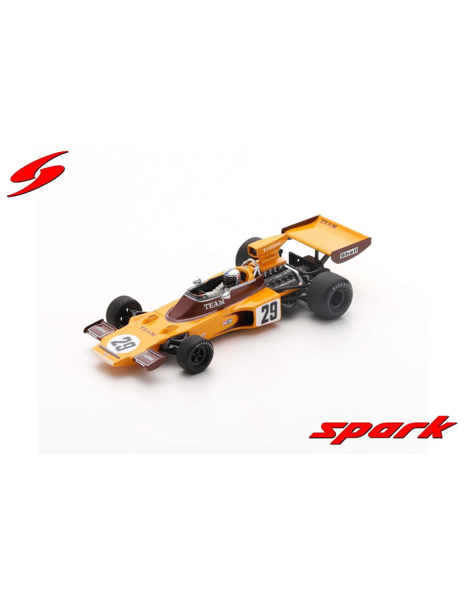 Formule 1 Formule 1 Lotus 72E #29 GP South Africa 1974 - 1:43 - Spark
