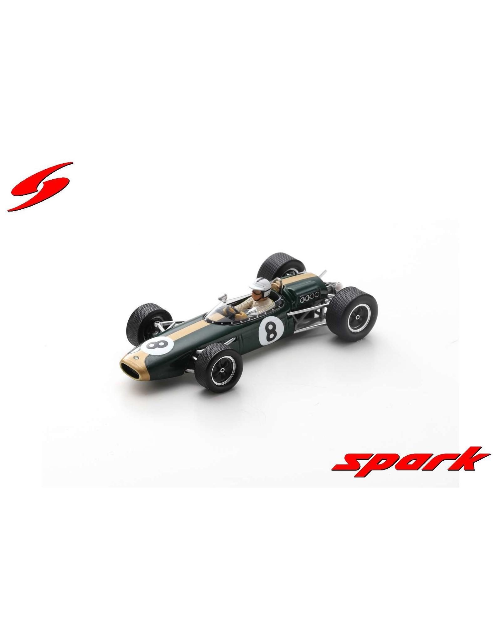 Formule 1 Formule 1 Brabham BT22 #8 GP Monaco 1966 - 1:43 - Spark