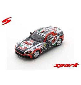 Alpine Abarth 124 Rally RGT #56 Rally Monte Carlo 2019 - 1:43 - Spark