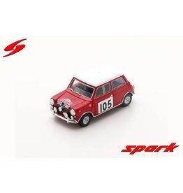 Morris Morris Cooper S #105 Rally Monte Carlo 1964 - 1:43 - Spark