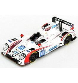 Zytec Zytec Z11SN Nissan LMP2 #41 Greaves Motorsport 24h Le Mans 2012 - 1:43 - Spark