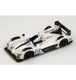 Zytec Zytec Z11SN Nissan LMP2 #38 Jota Sport 24h Le Mans 2012 - 1:43 - Spark