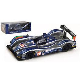 Zytec Zytec 09SC #20 Quifel-ASM Team  24h Le Mans 2011 - 1:43 - Spark