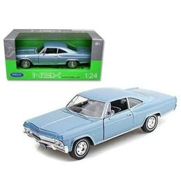 Chevrolet Chevrolet Impala SS 396 1965 - 1:24 - Welly