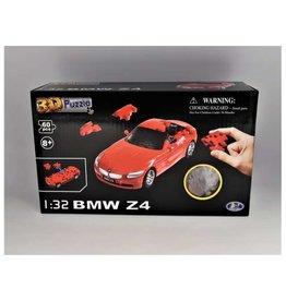 BMW 3D Puzzel BMW Z4 - 1:32 - Happy Well