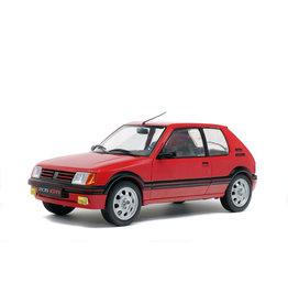 Peugeot Peugeot 205 GTI 1.9L 1988 - 1:18 - Solido