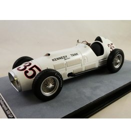 Formule 1 Ferrari 375 F1 #35 GP Indianapolis 500 (USA) 1952 'Kennedy Tank' - 1:18 - Tecnomodel Mythos