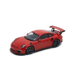 Porsche Porsche 911 GT3 RS 2015 - 1:24 - Welly