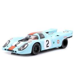 Porsche Porsche 917K #2 Winner 24h Daytona 1970 - 1:18 - CMR Classic Model Replicars