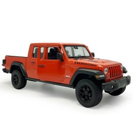 Jeep Jeep Gladiator Rubicon Pick-Up 2020 - 1:27 - Welly