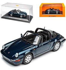 Porsche Porsche 911 Carrera 2 Targa 1991 - 1:43 - MaXichamps