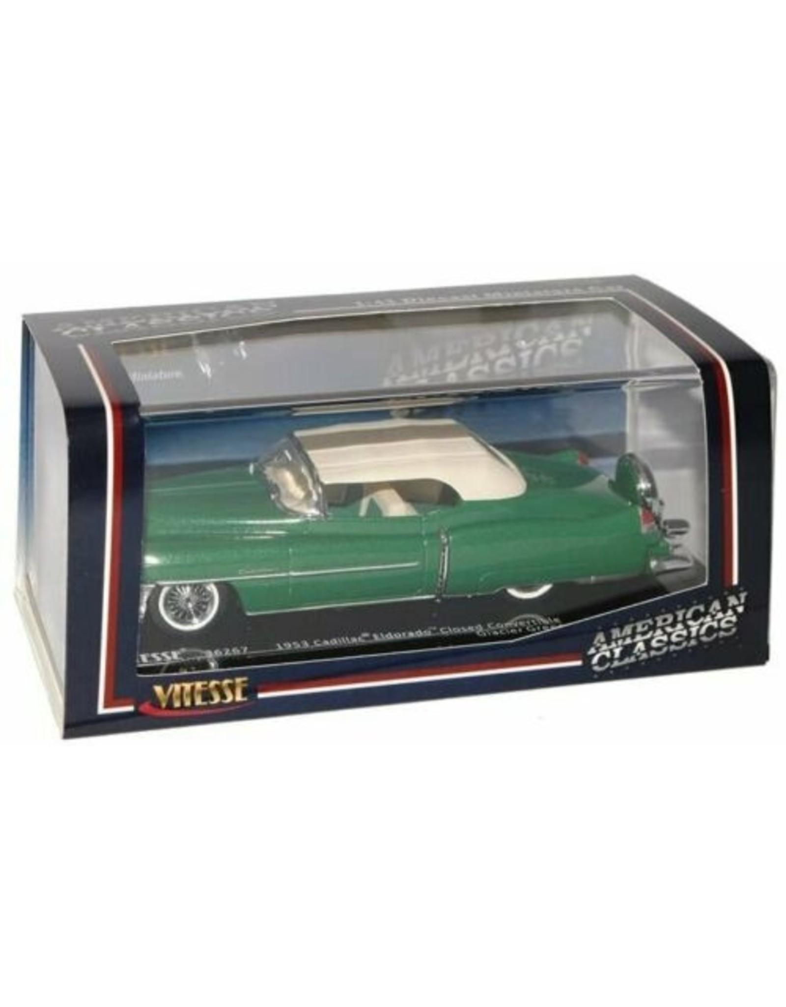 Cadillac Cadillac Eldorado Closed Convertible 1953 - 1:43 - Vitesse