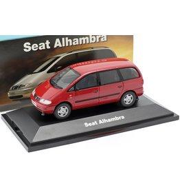 Seat Seat Alhambra - 1:43 - Herpa
