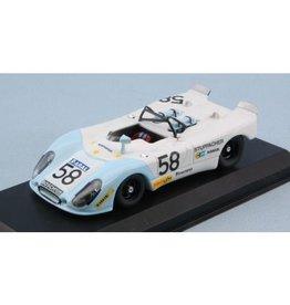 Porsche Porsche Flunder #58 24H Le Mans 1972 - 1:43 - Best Model