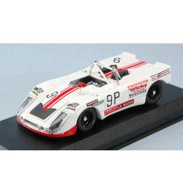 Porsche Porsche 908/02 Flunder #9P 10th 1000km Nürburgring 1971 - 1:43 - Best Model