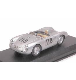 Porsche Porsche 550RS Spider #118 2nd Targa Florio (Sicily) 1959 - 1:43 - Best Model