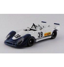 Porsche Porsche 908/02 Flunder Spider #39 Interseries Norisring (Germany) 1970 - 1:43 - Best Model
